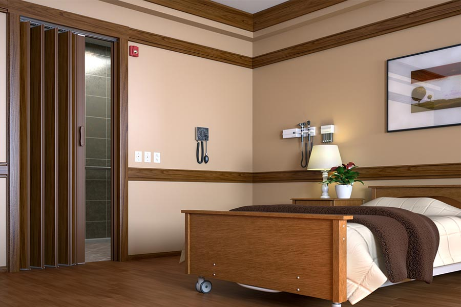 Accordion Bathroom Doors accordion door - categories - home plus profile
